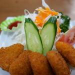 北海屋 - 揚げカマンベールチーズ