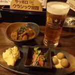 なんぶ酒場 - 昼呑みセット 1320円