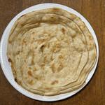 タラキッチン - パラタ
