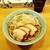 菜良 - えぼし麺650円