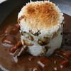 えりも亭 - 料理写真:灯台カレー 灯台つぶ&炙りチーズ・・