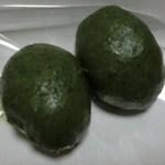 萬松堂 - 草餅 1個 120円