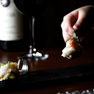 魚介と野菜