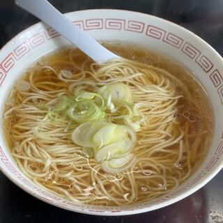 13湯麺 - 料理写真:元祖とんみん