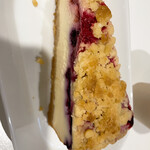 イケア・レストラン - チーズケーキ