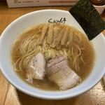 ShiNaChiKu亭 - * 醤油ら~めん 850円