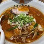 あさひ町内会 - 料理写真:辛味噌らーめん ¥900