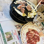 みやかわジンギスカン - 料理写真: