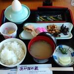あけぼの荘 - 朝食(500円)