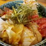 割烹みや川 - 海鮮丼