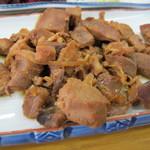 15109431 - 魚 細切れ煮 200円