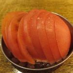 てっぱん食堂おれら - 冷やしトマト