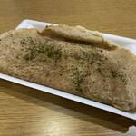 かねつき堂 - ふらい(小) 350円【醤油味】