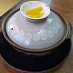 まゆみの店 - カレー鍋焼きラーメン