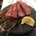 沖縄焼肉・ホルモン バカ一代 - ザブトン塩¥1518
