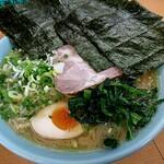 極楽汁麺 らすた - らすた麺(900円)・大盛