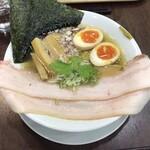 中華蕎麦 はなとみ - 料理写真:特製淡麗醤油らーめん 1,000円(税込)