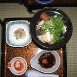 鯉川温泉旅館 - 夕食(二の膳)