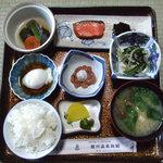 鯉川温泉旅館 - 朝食