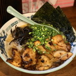 成竜 - 料理写真:2012.10 チャーシュー入り(1,000円)