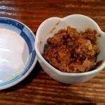 日置桜 - 親ガニ味噌煮