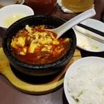 陳家私菜 - 頂天石焼麻婆豆腐