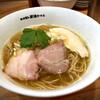 オカモト醤油ヌードル - 料理写真:ニボシヌードル 800円