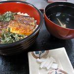 うなぎ匠大川 - お昼のタイムランチ