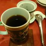 蔓山 - プーアル茶