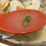 味噌乃家 - 昆布とアサリのマリアージュ