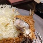 Tonkatsukagurazakasakura - 肉厚〜(ʃƪ^3^)