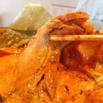 味噌乃家 - 箸で摘まめない程のホロホロチャーシュー