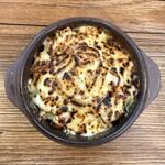Ramen611 - ・こんがりチーズのチャーシューご飯 350円/税込