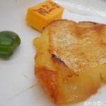 小川屋 - 料理写真:カラスカレイ西京焼き