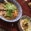 伊豆あまからや - 料理写真:スパイス醤油ラーメン+わさび農家の本生わさび飯!