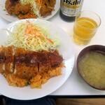 レストラン ベア - トルコライス¥950味噌汁付き