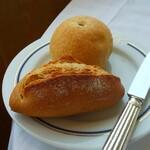 パノラミックレストラン ル・ノルマンディ - パン