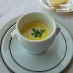 パノラミックレストラン ル・ノルマンディ - 冷製スープ