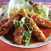 レモングラスに巻いた豚肉の蜂蜜ソース(1本)