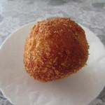 サン・ペルル - 半熟卵カレーパン
