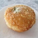 サン・ペルル - チーズinカレーパン