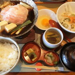 Hakuyoan - すき焼きランチ