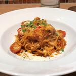 イタリア料理を食べに行こう - プッタネスカ