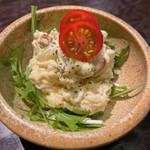 べこたん - ポテトサラダ 450円