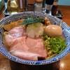 喜元門 - 料理写真:真空ラーメン、煮卵トッピング