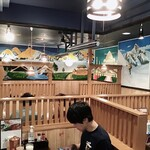 エベレスト セルフ キッチン - 内観