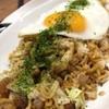 生田川 - 料理写真:そばめし定食700円