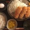三叶家 - 料理写真:コロッケ定食 750円(ランチ)