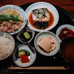 赤坂 多に川 - ランチ