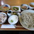 いしだ - 料理写真:日替定食(大盛そば付き) 1400円(税込) (2021.5)